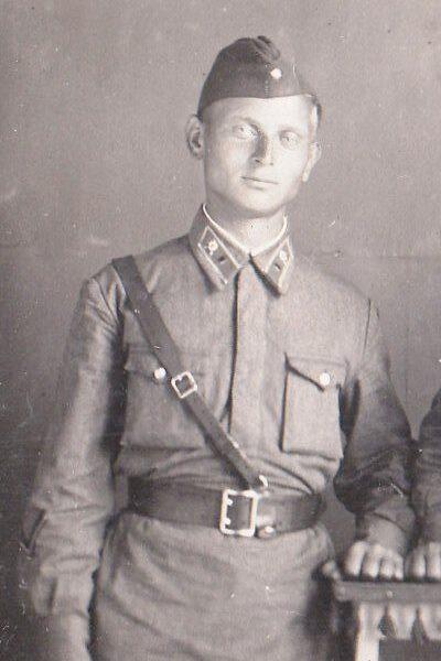 Турыгин Иван Степанович, лето 1941 года