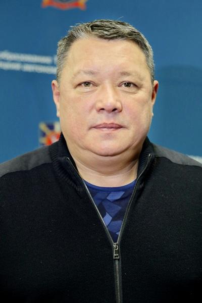 Сергей Ямкин